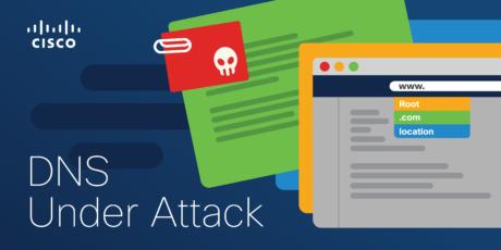 DNS under attack - Cisco Blog