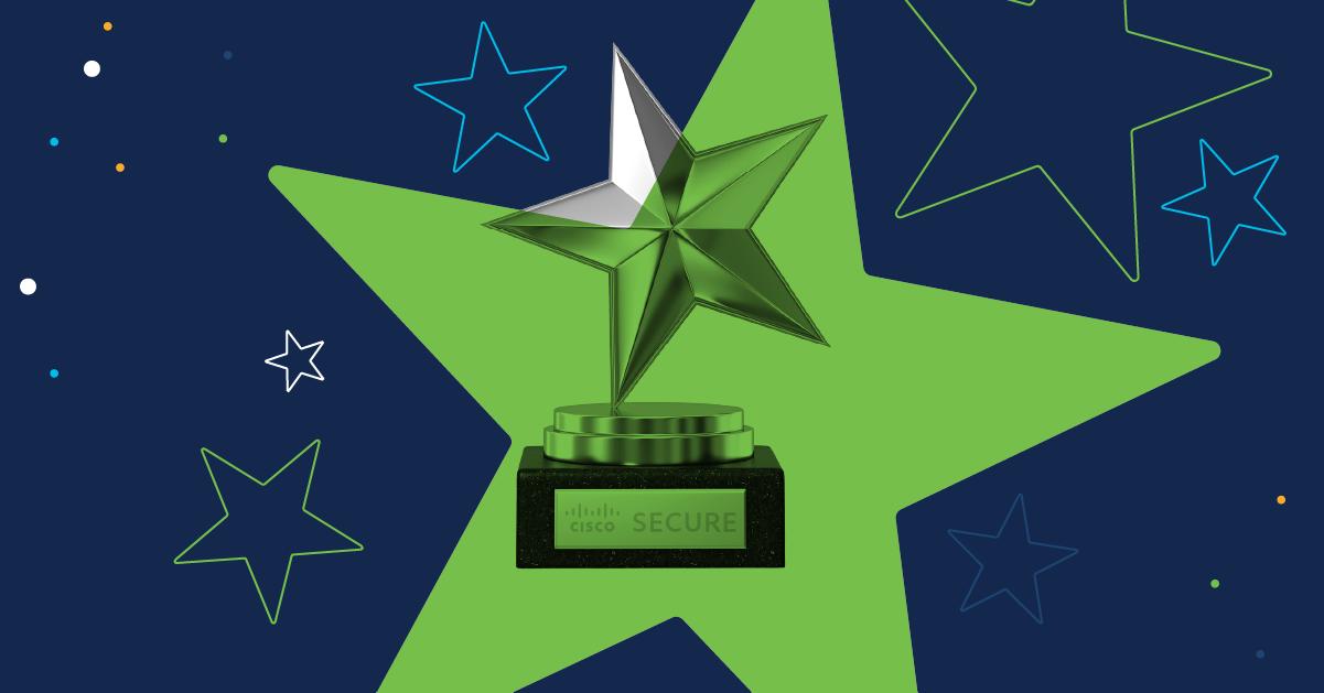 "Cisco wins SC Media Award for ""Best Security Company"""