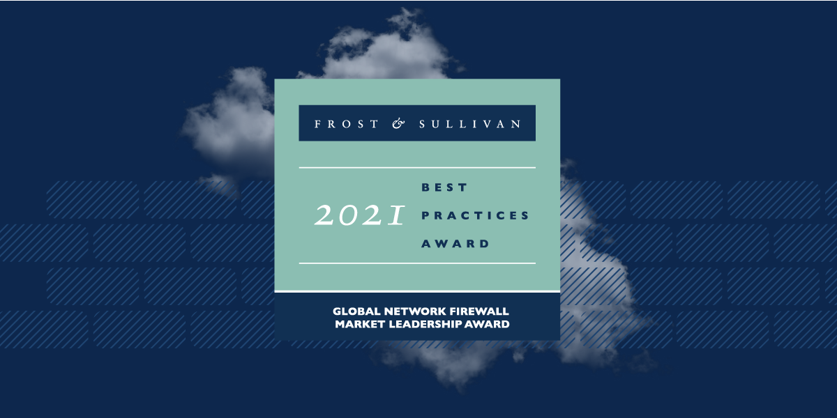 Cisco Wins 2021 Frost and Sullivan Market Leadership Award