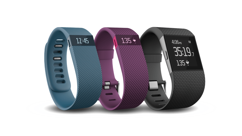 Fitbit Announces Availability of Charge HR and Surge ...