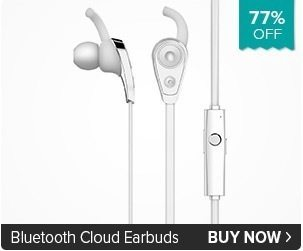 Wireless Bluetooth Cloud Buds