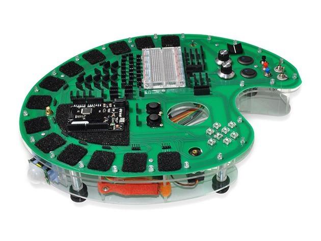 Protopalette arduino start kit for ihash