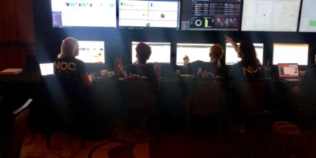 Black Hat USA 2019 Network Operations Center