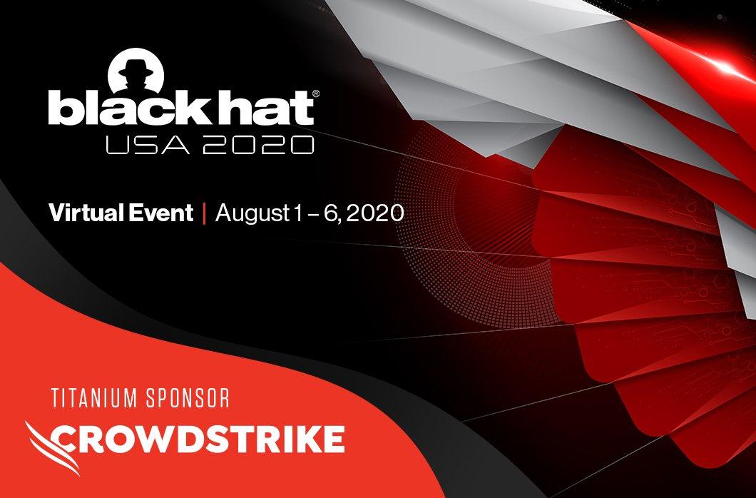 CrowdStrike Black Hat Banner