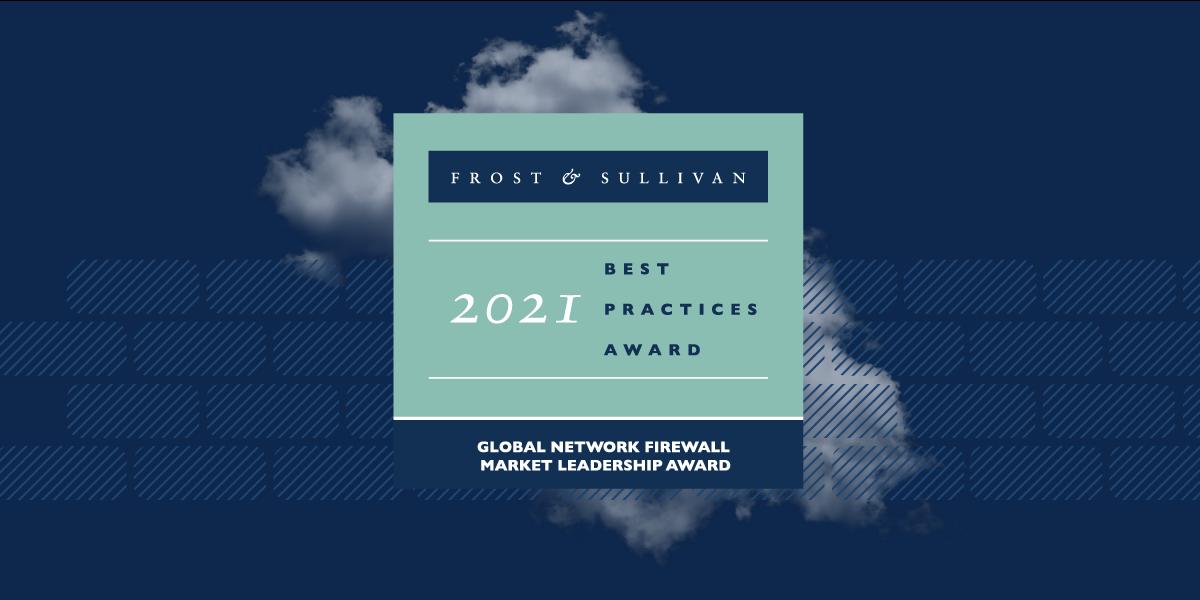 Cisco Secure Earns the Frost & Sullivan Global Market Leadership Award in the Network Firewall Market