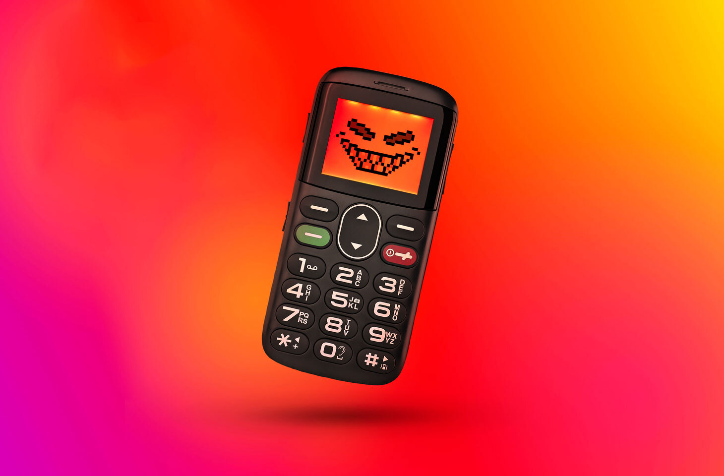 Despite their entry-level functionality, feature phones can be dangerous, too. Here's why
